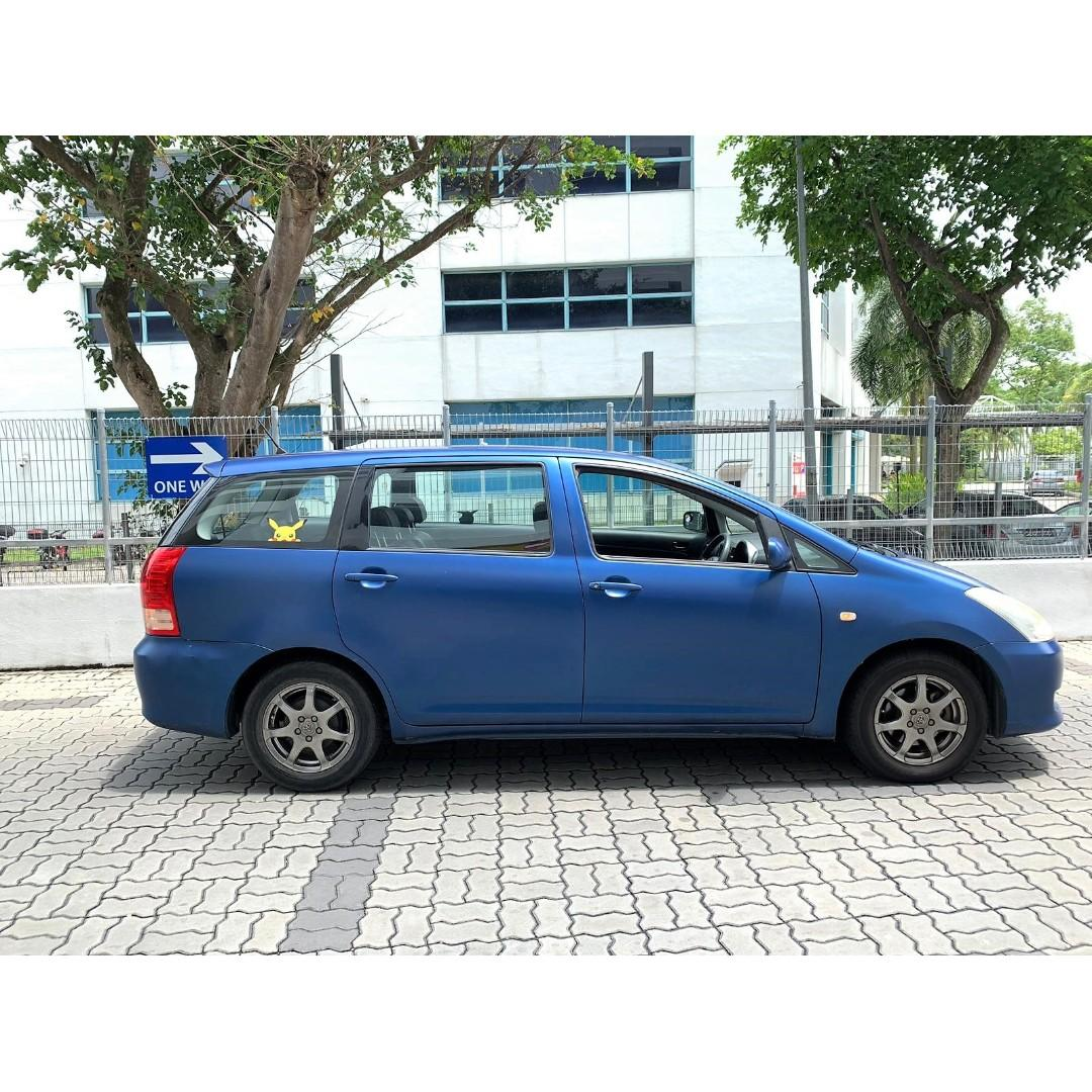 Toyota Wish For Grab car/Go jek/Personal Use Rent Car Toyota Vios Altis Hyundai Avante Honda Stream Jazz