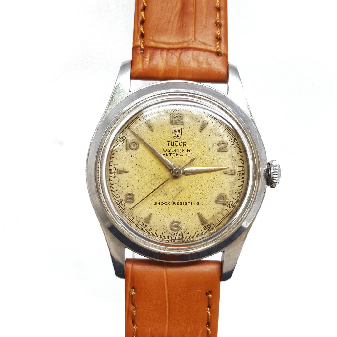 44be98d39cbdb Tudor Bumper Automatic Vintage Watch