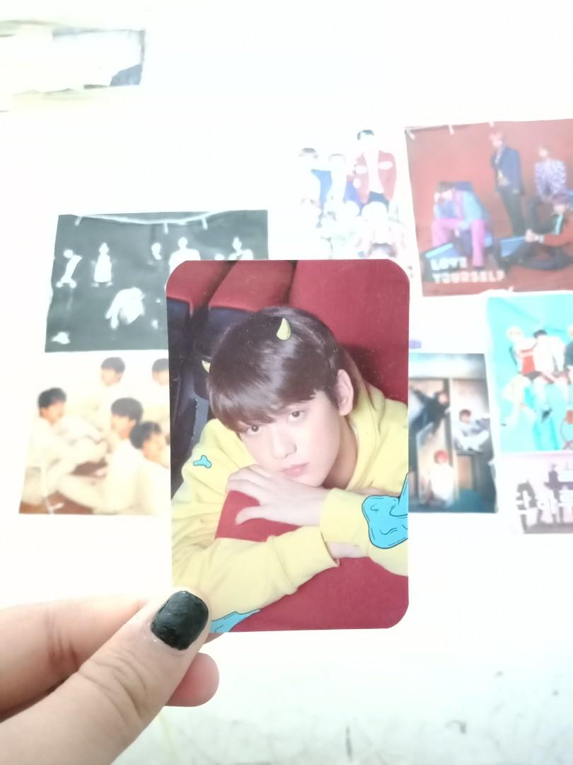 TXT - CROWN / SOOBIN OFFICIAL PHOTOCARD