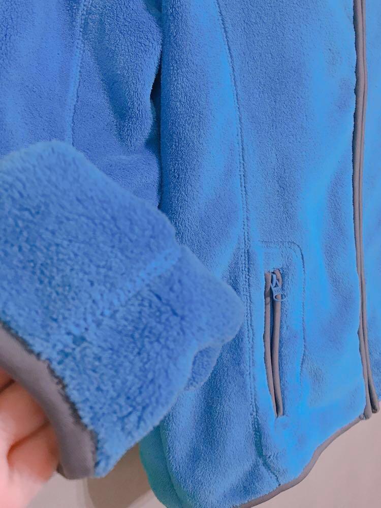Universal Traveller Unisex Fleece Jacket