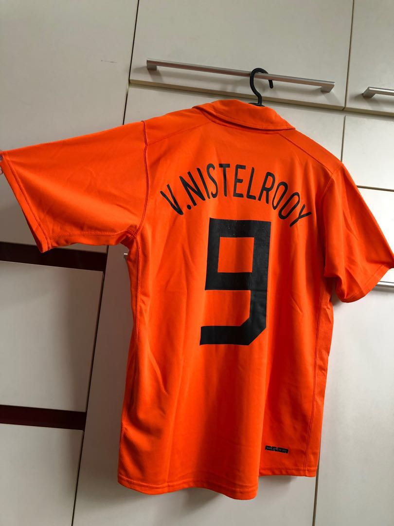 6f09302684b V Nistelrooy) KNVB Holland Netherlands National Team Soccer Football ...