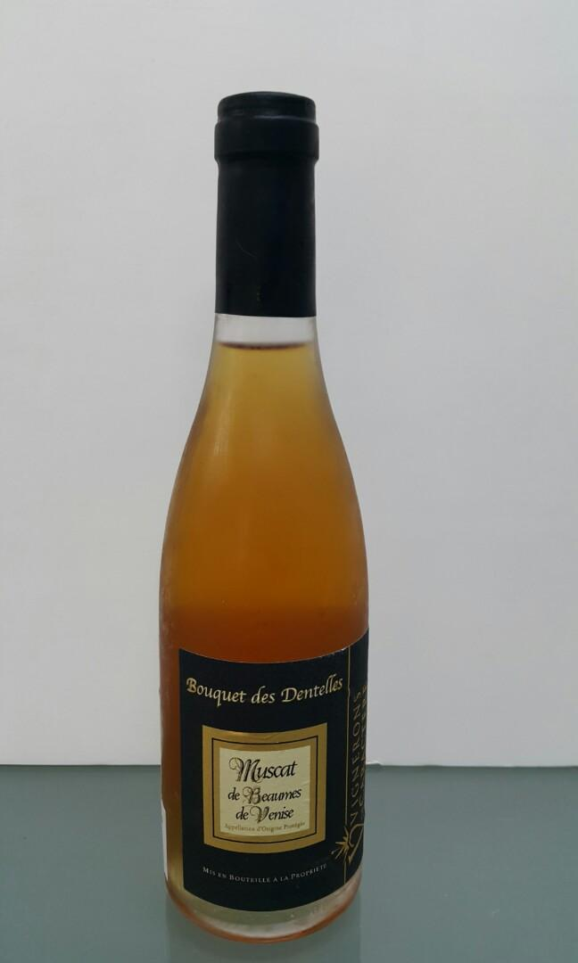 VDC Muscat De Beaumes De Venise 375ml 法國甜酒