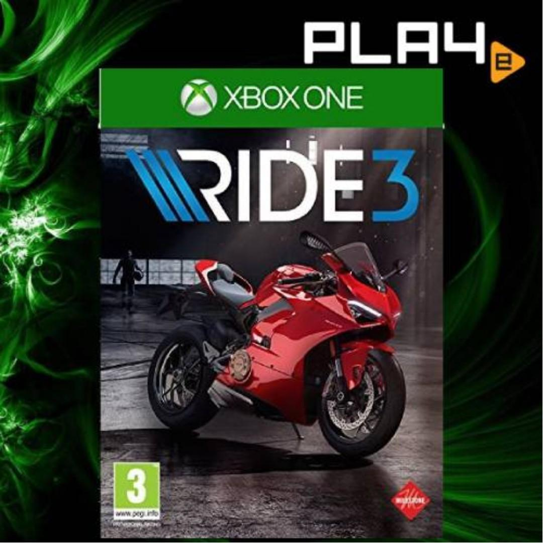 XBox One RIDE 3 Brand New, Toys & Games, Video Gaming, Video