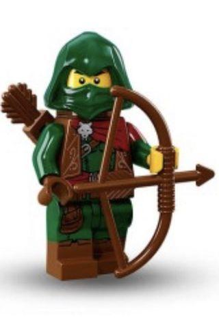 Lego Minifigure 71013 series 16 Rogue