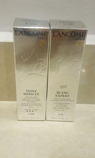 LANCOME Cosmetic foundation series