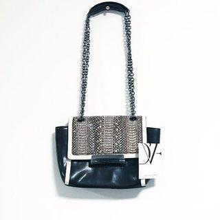 DVF Mini Snake Cross Body Bag