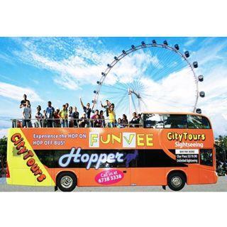 Funvee 1 Day Hopper Bus