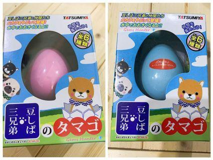 正品 Tatsumiya 柴犬蛋 小朋友玩具 小朋友禮物 柴犬三兄弟
