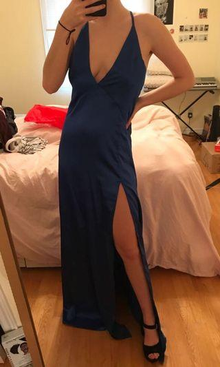 Lioness Royal Blue Prom Dress
