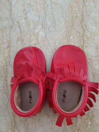 Sepatu bayi prewalker Pyopp preloved