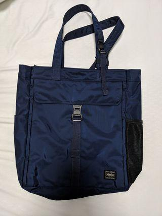 Porter Tote Bag / hand carry bag