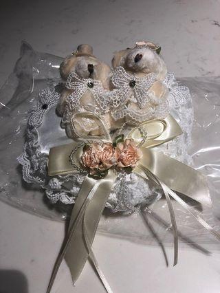 Wedding / Solemnization Ring Bearer/ Ring Holder / Cushion