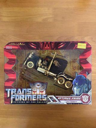 [KO VERSION] Transformers ROTF Voyager Class Optimus Prime