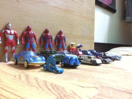 🚚 二手玩具出清❗️車車*11 蜘蛛人