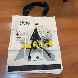 Make Over Tote Bag