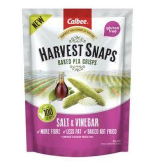 Calbee Salt & Vinegar Peas Crips 豆角脆條 (澳洲代購)