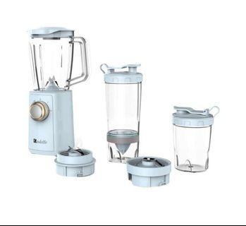 Odette Blender + Pulse blender & Beakers ( Light Blue )