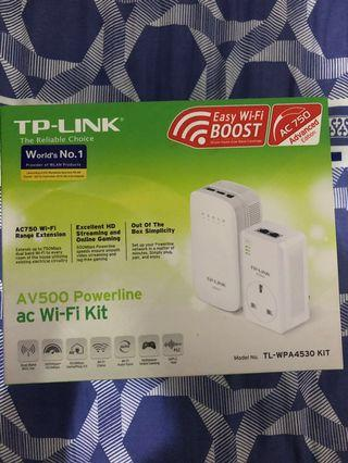 TP-LINK WiFi boost