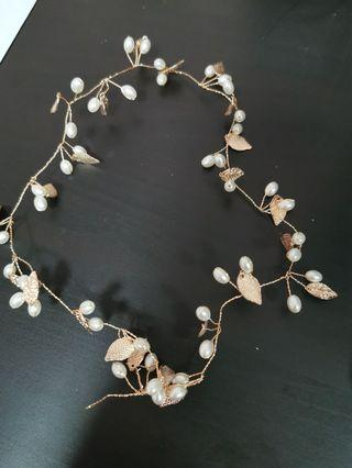 🚚 Greek hair ornament