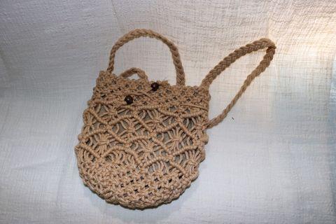 🚚 Crochet Sling Bag