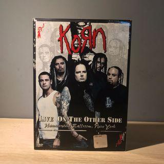 Korn Live On The Other Side