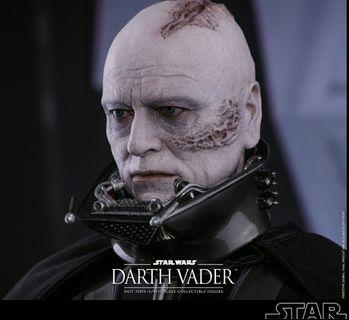 Hottoys 1/4  Darth Vader 會場單 29/7