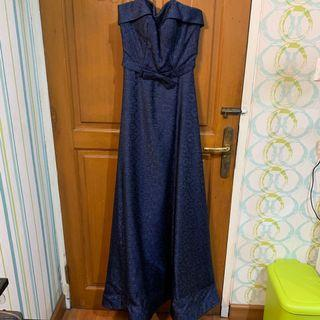 Bridesmaid/Prom Dress Navy