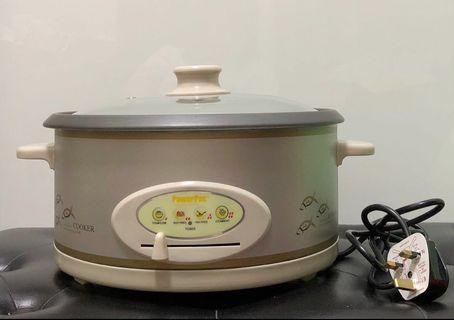 Deluxe Multi Cooker and Steamboat