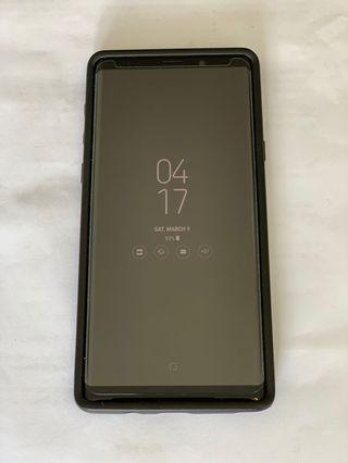 Samsung Note 9 (Almost Brand New)