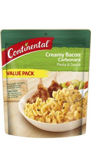 Continental Bacon Carbonara Pasta Sauce 煙肉卡邦尼意粉(澳洲代購)
