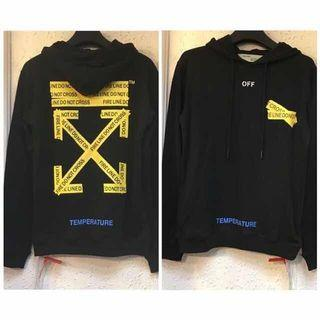 OFF-WHITE 1:1 HOODIE