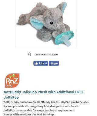 Jollypop Elephant