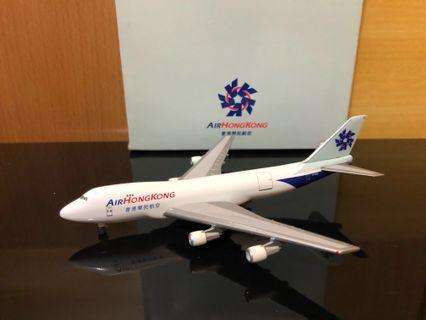 飛機模型 1:500 Air Hong Kong B747F 貨機