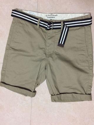🚚 Giordano berms shorts