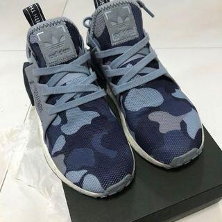 🚚 Adidas NMD XR1 Duck Camo Boost ( SIZE UK3.5)