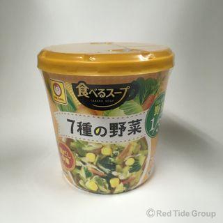 Toyosuisan 7種蔬菜雞湯 25g