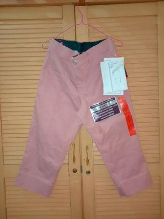 Celana Stretch Dusty Pink