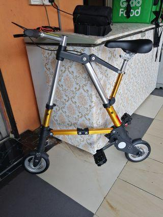 Basikal lipat