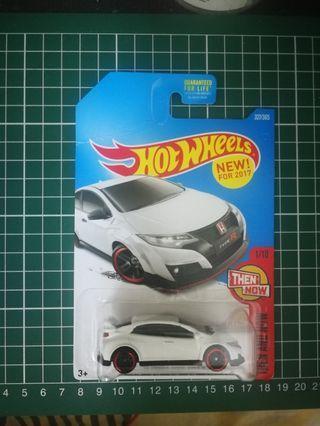 Hot Wheels 2016 Honda FK8R