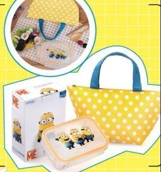 🆕保鮮盒+保鮮提袋 超值2件組