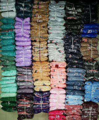 Telekung Arafah Lace Clearance
