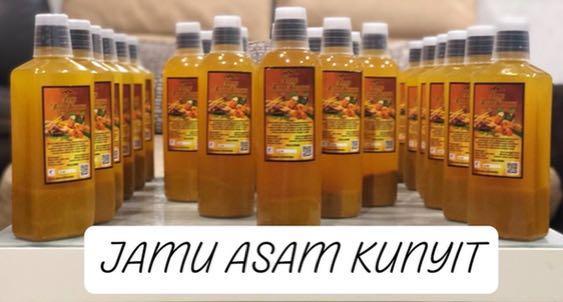 JAMU ASAM KUNYIT