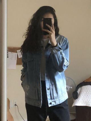 Expensive Jean Jacket (originally $100+)
