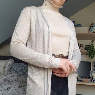 Oatmeal cardigan