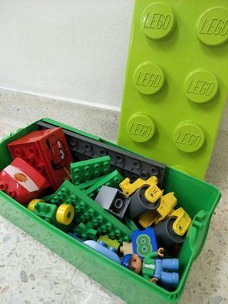 Lego Duplo (Just like New Condition)