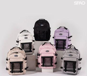 SPAO Nine Pocket 後背包