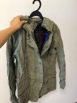 [PRICE DROP] GAP Fleece Lined Jacket