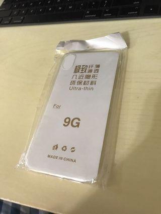 iPhone XR 透明軟殼