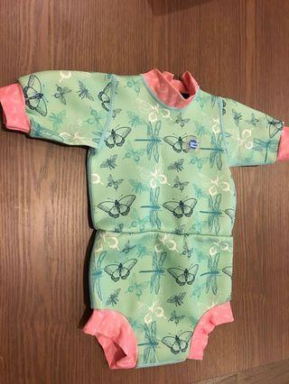 Splash About - baby swimming wet suit - SPF 50 sun protection