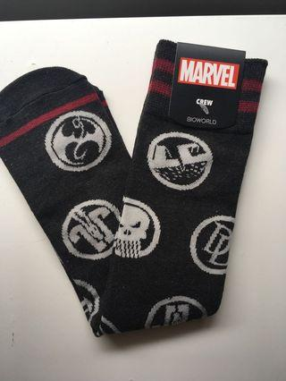 Marvel Defenders socks